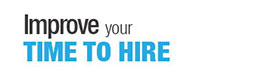 Improve your time to hire